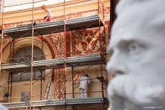 Carrara_Studio-di-Scultura-Nicoli_restauro-facciata_scorci-cittadini_2010_maggianipaolo_63_25147345421_o