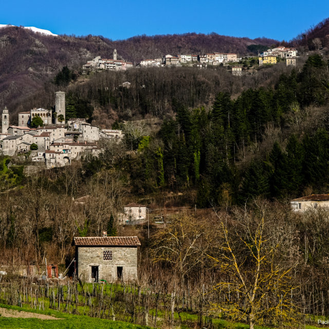 Bagnone, borgo di Lunigiana