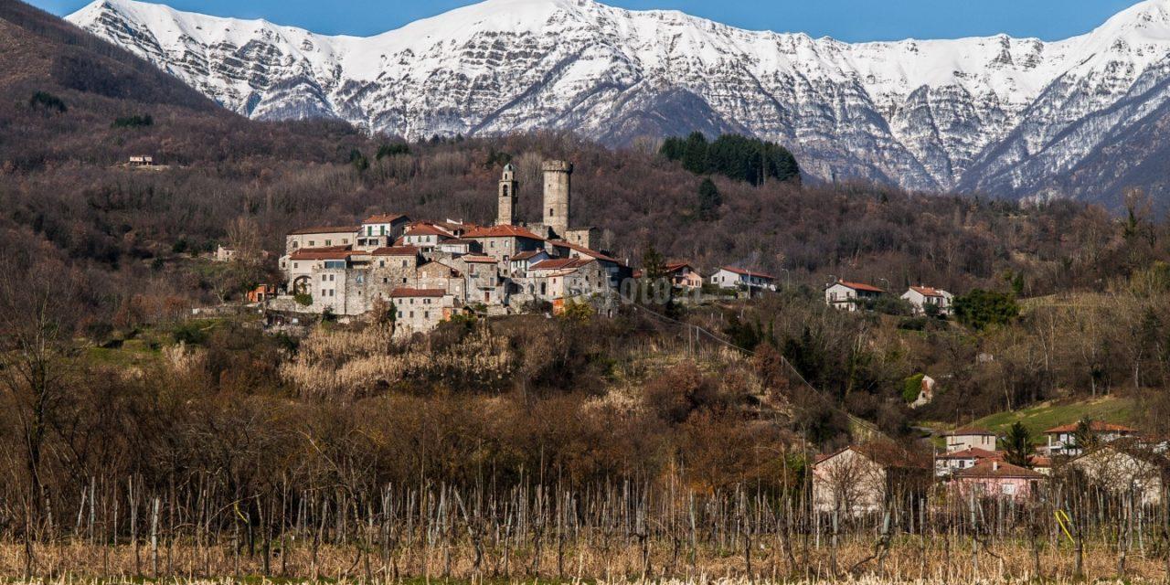 Bagnone, borgo di Malgrate