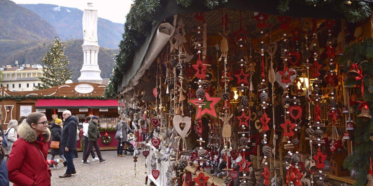 """Bolzano e """"Il Mercatino di Natale"""""""