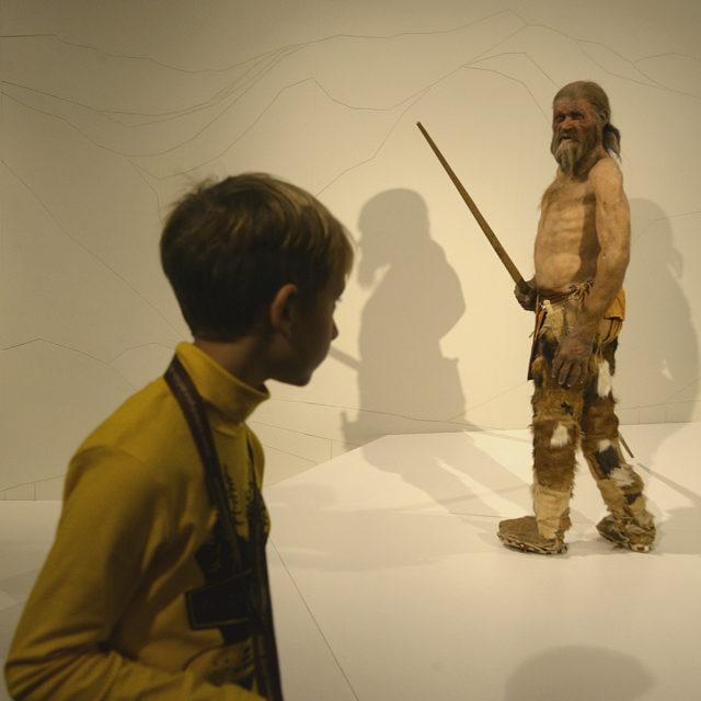 BOLZANO_Ötzi_Museo Archeologico
