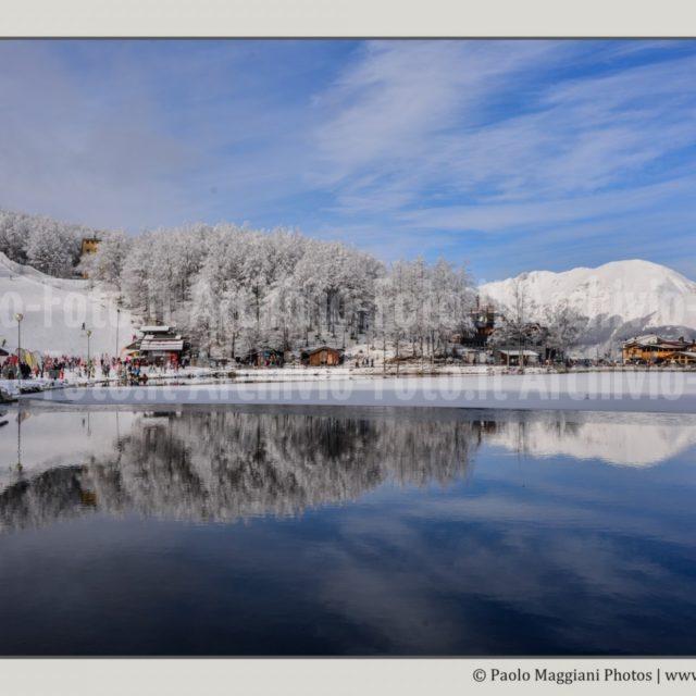 Winter Day: Cerreto Laghi