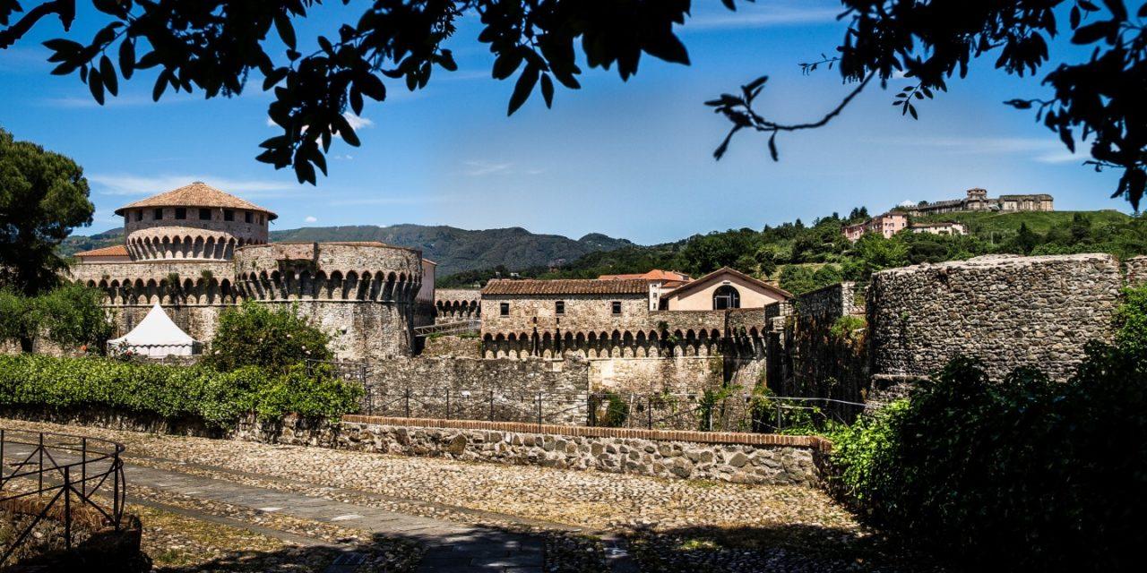 Sarzana, Passeggiata alla Fortezza Firmafede