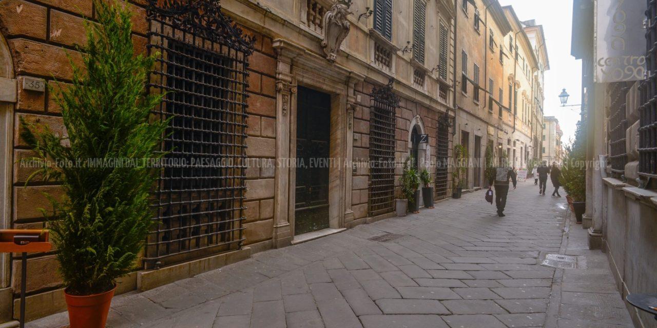 Sarzana, Nuove Gallerie di chiese e palazzi