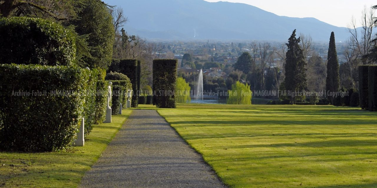 Lucca, Villa Reale di Marlia
