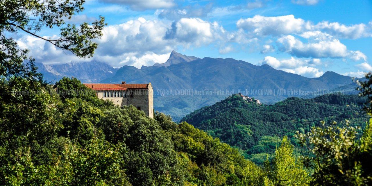 Castello di Podenzana in Lunigiana