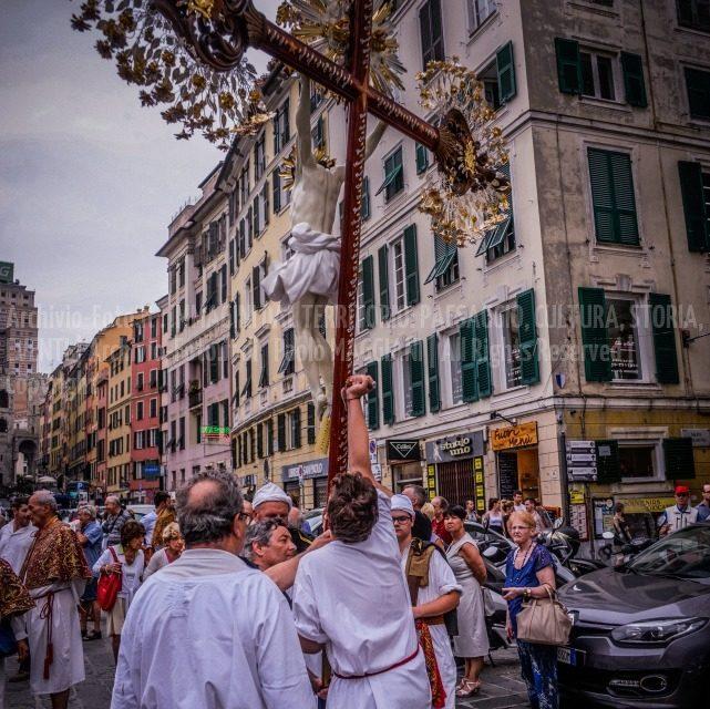 Genova 24 giugno San Giovanni Battista