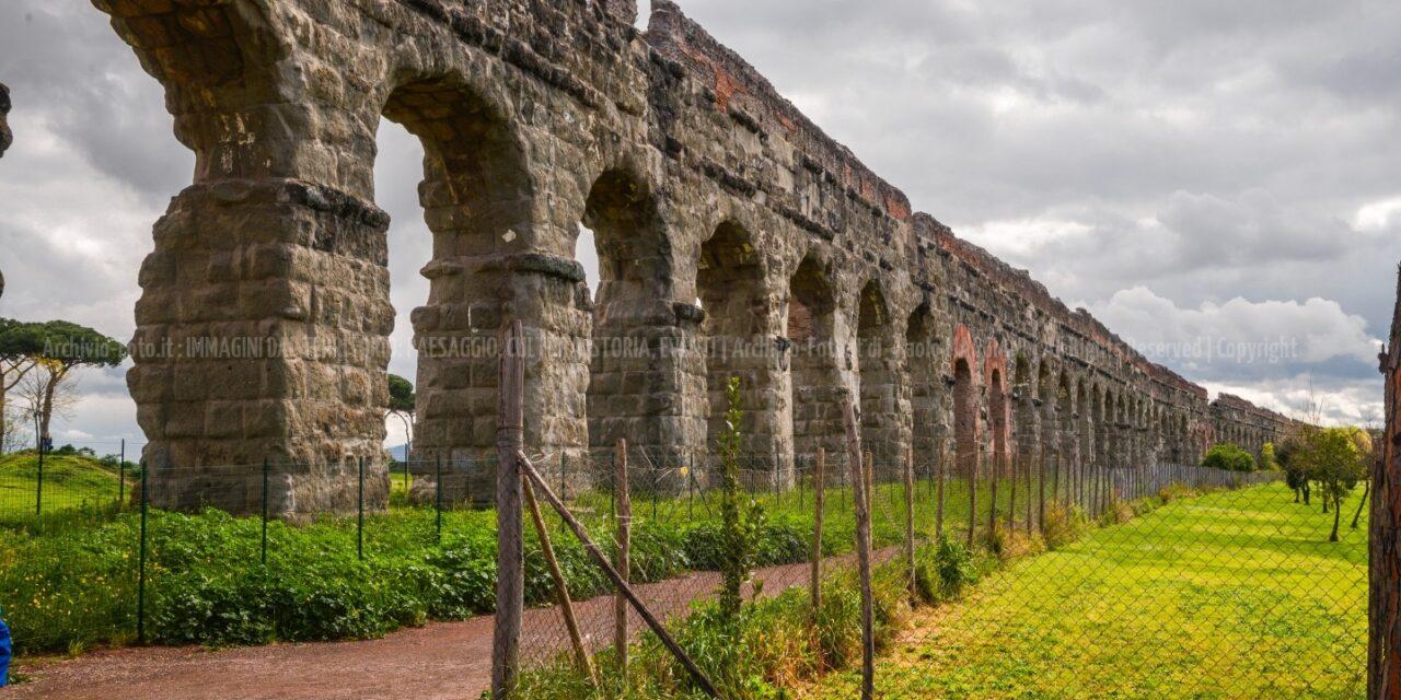 Acquedotto Claudio, Parco degli Acquedotti